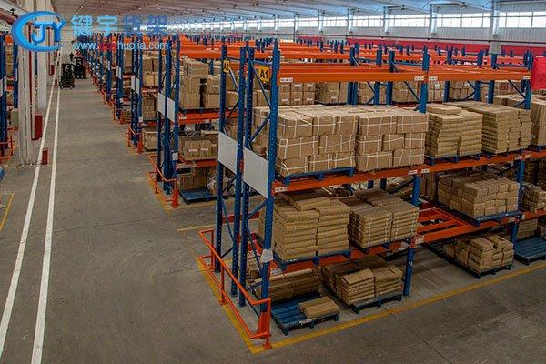 重型纸业货架